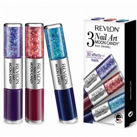Revlon 3 D Moon Candy Nail Varnish