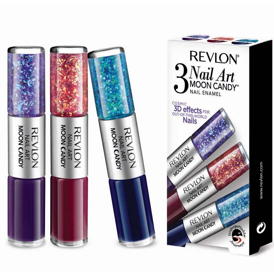 Revlon 3 D Moon Candy Nail Varnish